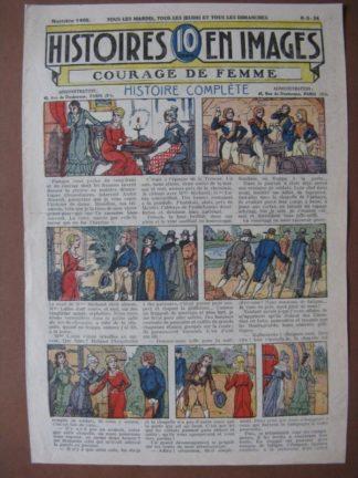 COURAGE DE FEMME (Terreur, Girondins, Montagnards) WW.