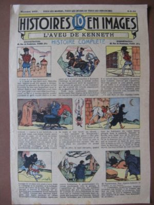L'AVEU DE KENNETH (sorcières, berger, dragon) WW.