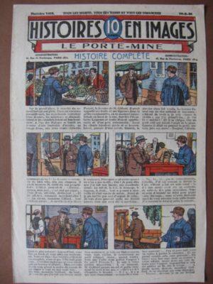 LE PORTE-MINE (fermier, dette, rhumatismes) WW.