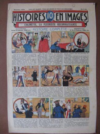 COLINETTE LA FLEURISTE RECONNAISSANTE (Terreur, Tribunal révolutionnaire, Fouquier-Tinville) WW.