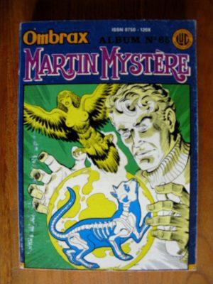 OMBRAX ALBUM 65 (n° 236-237-238) MARTIN MYSTERE