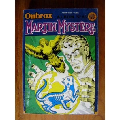OMBRAX ALBUM 65 (n° 236,237,238) MARTIN MYSTERE
