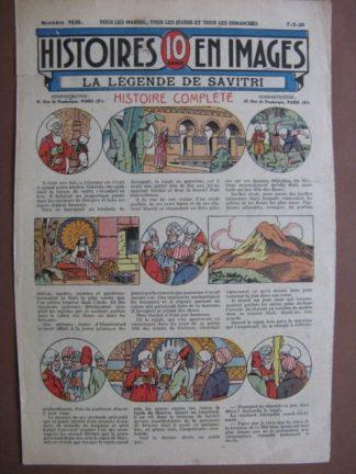 LA LEGENDE DE SAVITRI (Inde, rajah, devin) WW.