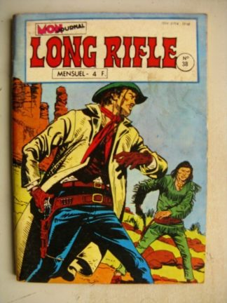 LONG RIFLE N°38 - L'ENFANT A LA COMETE