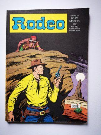 RODEO N°501TEX WILLER-LE NAVIRE PERDU (4e partie)LUG BD