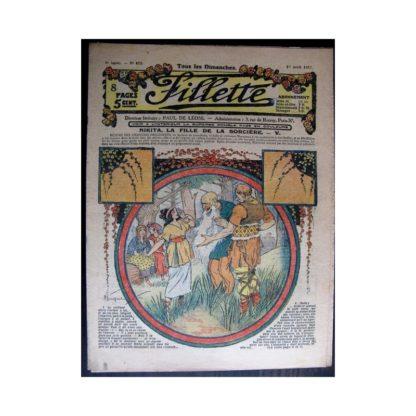 FILLETTE 1917 N°473 NIKITA LA FILLE DE LA SORCIERE (5)