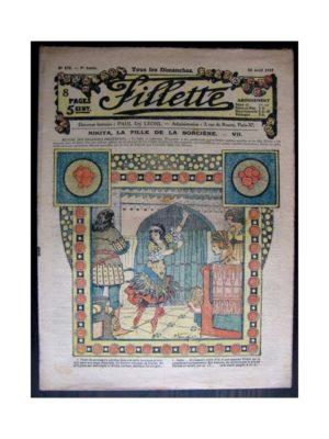 FILLETTE (SPE) 1917 N°475 NIKITA LA FILLE DE LA SORCIERE (7)