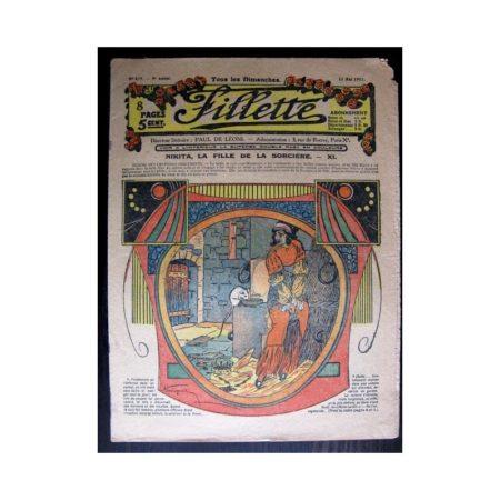 FILLETTE 1917 N°479 NIKITA LA FILLE DE LA SORCIERE (11)