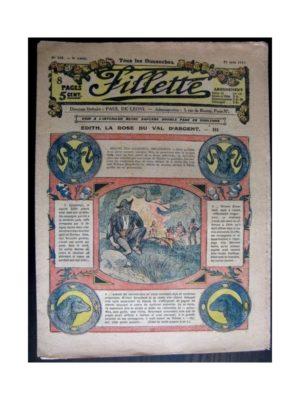 FILLETTE 1917 N°485 EDITH LA ROSE DU VAL D'ARGENT (3)