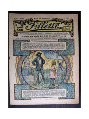 FILLETTE 1917 N°486 EDITH LA ROSE DU VAL D'ARGENT (4)