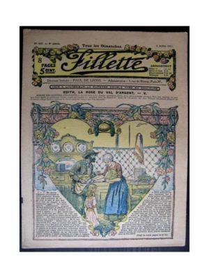 FILLETTE 1917 N°487 EDITH LA ROSE DU VAL D'ARGENT (5)