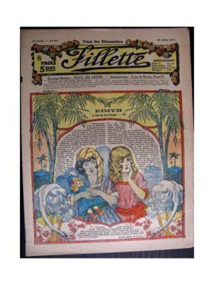FILLETTE 1917 N°489 EDITH LA ROSE DU VAL D'ARGENT (7)