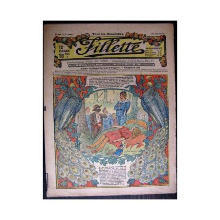 FILLETTE 1917 N°494 EDITH LA ROSE DU VAL D'ARGENT (12)