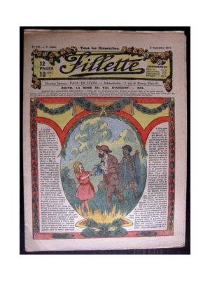 FILLETTE 1917 N°495 EDITH LA ROSE DU VAL D'ARGENT (13)