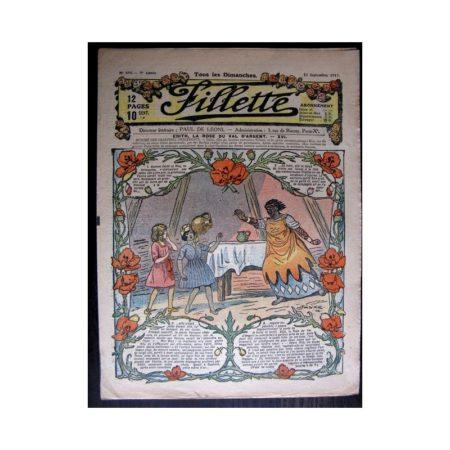 FILLETTE 1917 N°498 EDITH LA ROSE DU VAL D'ARGENT (16)
