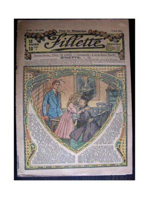 FILLETTE (SPE) 1918 N°521 GINETTE (2)