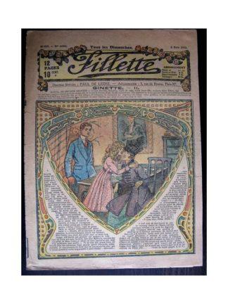 FILLETTE 1918 N°521 GINETTE (2)