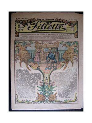 FILLETTE (SPE) 1918 N°524 GINETTE (5)