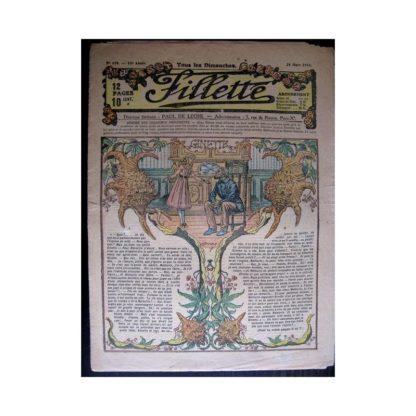 FILLETTE 1918 N°524 GINETTE (5)