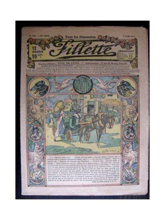 FILLETTE 1918 N°526 GINETTE (7)