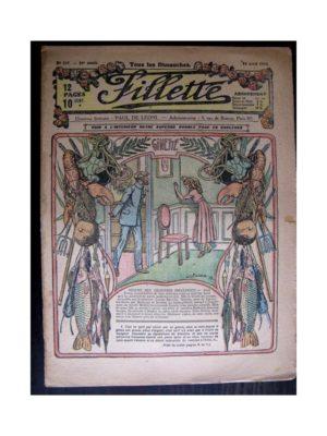 FILLETTE (SPE) 1918 N°527 GINETTE (8)