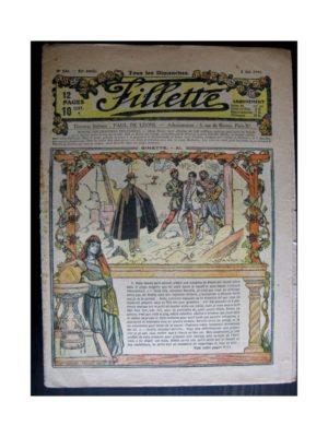 FILLETTE (SPE) 1918 N°530 GINETTE (11)