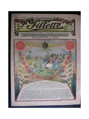 FILLETTE 1918 N°531 GINETTE (12)