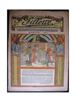 FILLETTE 1918 N°532 GINETTE (13)