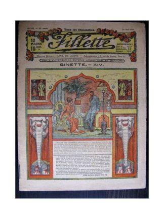 FILLETTE 1918 N°533 GINETTE (14)