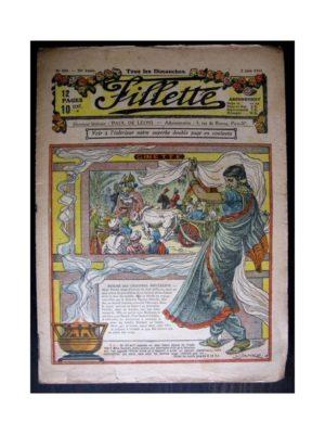 FILLETTE 1918 N°534 GINETTE (15)