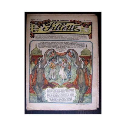 FILLETTE 1918 N°535 GINETTE (16)