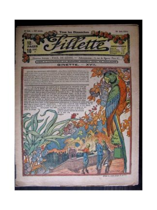 FILLETTE 1918 N°536 GINETTE (17)