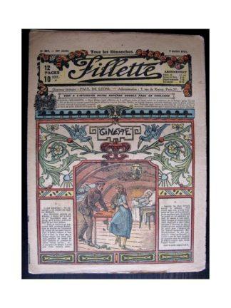 FILLETTE 1918 N°539 GINETTE (20)