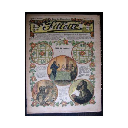 FILLETTE 1918 N°548 FILLE DE SOLDAT (3)