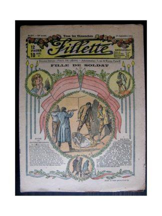FILLETTE 1918 N°550 FILLE DE SOLDAT (5)