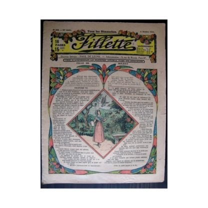 FILLETTE 6 octobre 1918 N°552 FILLE DE SOLDAT (7)