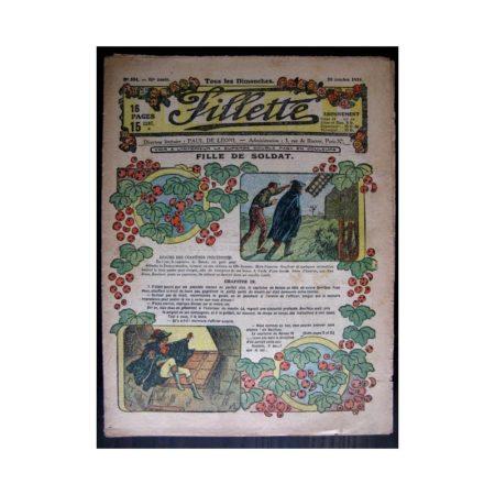 FILLETTE 1918 N°553 FILLE DE SOLDAT (8)