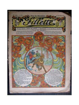 FILLETTE 1918 N°557 FILLE DE SOLDAT (12)
