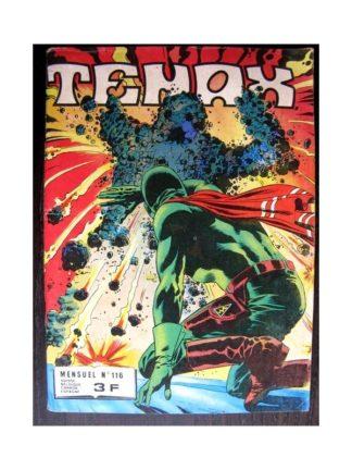 TENAX N°113 - LES GRAINES NOIRES (Impéria 1980)