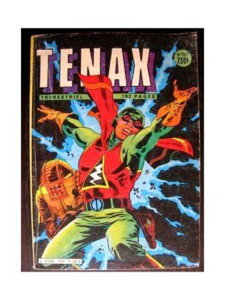 TENAX N°127 - LA MORT AUX YEUX VERTS (Impéria 1982)