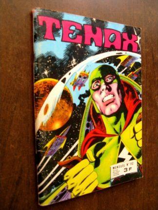 TENAX N°112 - LA BETE NOIRE (Impéria 1980)