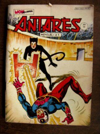 ANTARES N°33 - LE TROISIEME OEIL