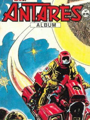 ANTARES (Mon Journal) ALBUM 25 (N° 73-74-75)