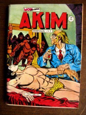 AKIM (1e série) N°578 – LA DROGUE DE LA SOUMISSION (Mon Journal 1983)