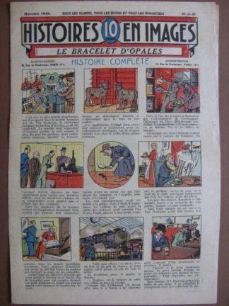 LE BRACELET D'OPALES (banquier, salon de jeux) WW.