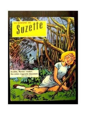 LA SEMAINE DE SUZETTE 49e année (1958) N°36 LE NABAB DE KANAOR