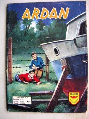 ARDAN (2e série) N°41 Des recherches plus poussées – AREDIT 1976