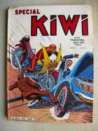 SPECIAL KIWI N°90 Motoman - Mister Song