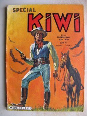 KIWI SPECIAL N°91 Le Petit Ranger – Motoman