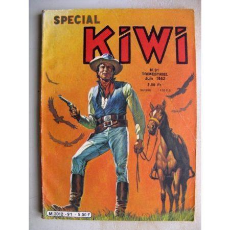 SPECIAL KIWI N°91 Le Petit Ranger - Motoman